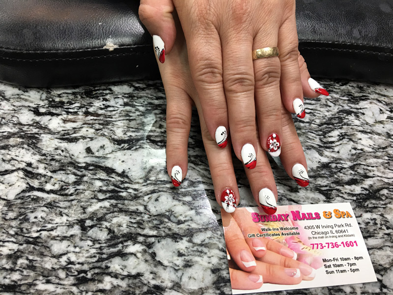 Gallery - Sunday Nails of Chicago, Illinois
